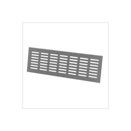 Grille d 39 a ration encastrer renson 381 serrurerie boutique for Grille aeration volet roulant
