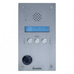 Platine de rue audio à défilement de noms - UAV0153/I11-BITRON - GOLMAR