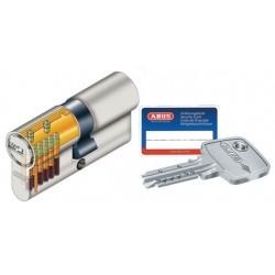 Cylindre européen de sûreté ABUS EC-s  - debrayable -