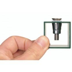 Cheville Quick-fix -QF5 LOCINOX pour le métal
