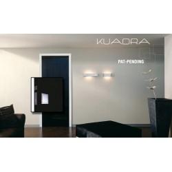 Poignée pour porte coulissante avec ou sans serrure de Kuadra
