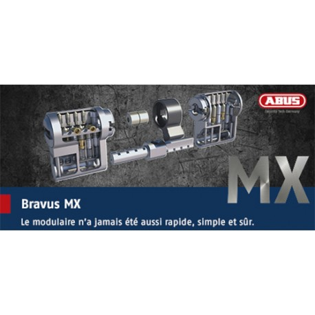 Cylindre modulaire BRAVUS Pack 1
