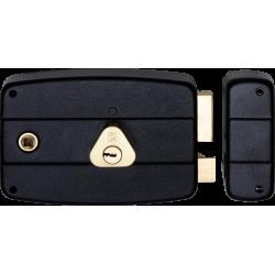 Monopoint en applique Ercy avec 4 clés réversibles