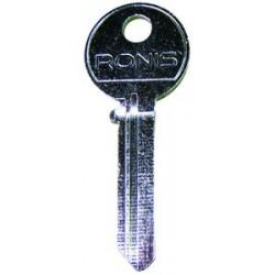 Double de clé de boite aux lettres.