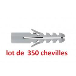 Pack de 350 chevilles universelles INDEX