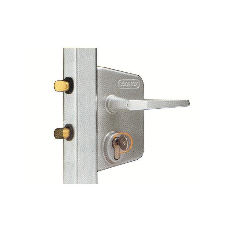 Serrure De Grille Portail Et Porte De Garage Serrurerie Boutique - Porte placard coulissante jumelé avec serrure heracles