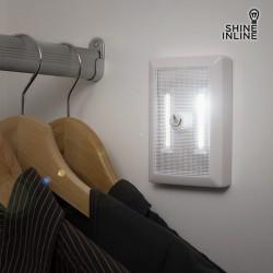 Veilleuse LED avec variateur.