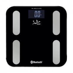 pèse-personne Numérique avec Bluetooth JATA 593 Noir