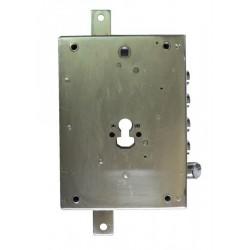 Serrure a cylindre europeen P48/P46 pour porte blindée dierre
