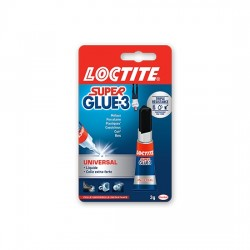Super glue liquide 3Gr