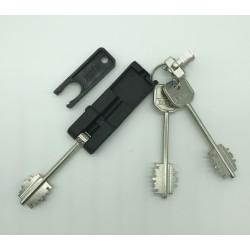 Bloc Mia 3 clés 534R