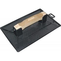 Taloche rectangulaire Prestige NESPOLI, 18x27 cm