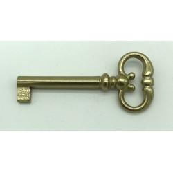 clé de meuble poli verni