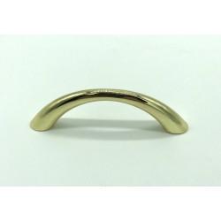 Poignée contemporaine doré entraxe 96 mm