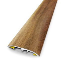Barre de seuil universel chêne Tigre 3.7 x 83cm