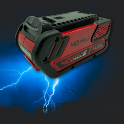 Batterie Powerworks 40Volts 4 Ah compatible Greenworks