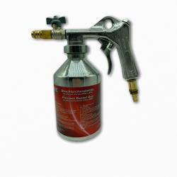 Top gun ECR pour nettoyer les filtres à particules