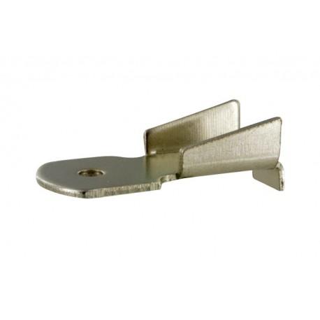 Lot de 24 Taquets pour crémaillère Acier de 11-16mm