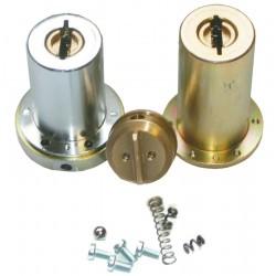 Protège pompe de 40mm standard + pastille anti percage pour coffrevertical